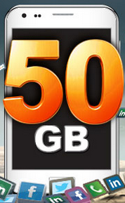 Ufone Offer 50GB 3G Mobile Internet in Just 5 Rupees