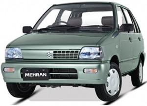 Suzuki Mehran VX VXR 2019 Price in Pakistan