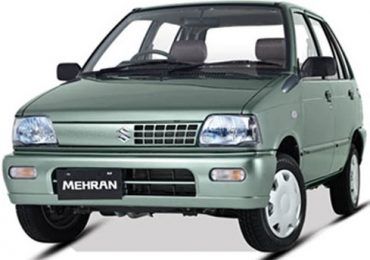 Suzuki Mehran VX VXR 2021 Price in Pakistan
