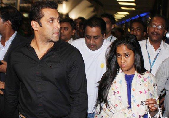 Salman Khan Wedding Gift For His Sister : Salman Khan Sister Arpita Khan Wedding Photos with Husband