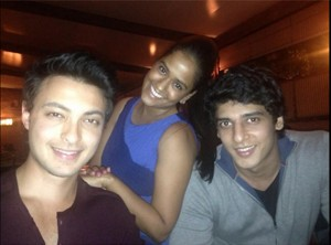 Arpita Khan with Husband pics