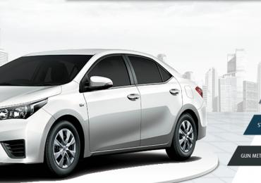 Toyota Corolla GLI 2016 New Model Shape Interior Price in Pakistan