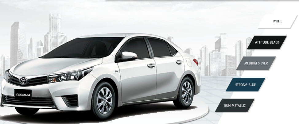 Toyota Corolla Gli 2016 New Model Shape Interior Price In