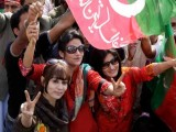 pti girls pictures leaked from jalsa