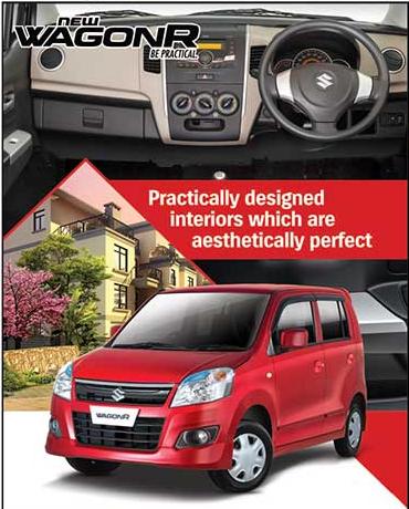 New Suzuki Wagon R 2016 Price In Pakistan Specifications Interior