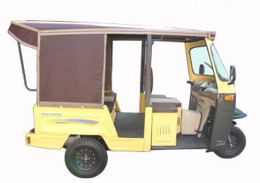 Sazgar CNG Auto Rickshaw 7 Seven Seater Price in Pakistan