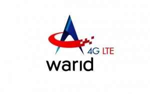 Warid 4G LTE Launch Date Internet Speed Trial Service