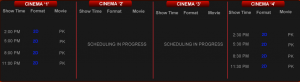 Centaurus Cinema Islamabad Movies Show Timings Schedule