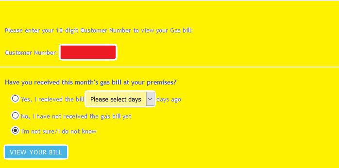 bill info