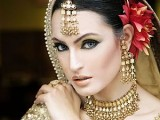 pakistani bridal makeup photo