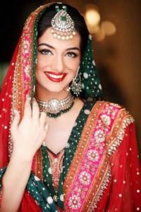 pakistani eye makeup pictures