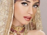 indian bridal makeup images