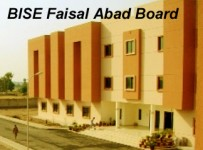 Faisalabad Board Assessment For 9th Class 2015 BISE FSD