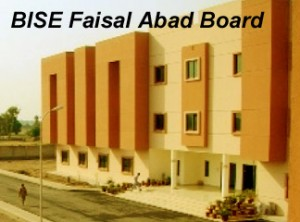 Faisalabad Board Assessment Scheme For 9th Class 2015 BISE FSD