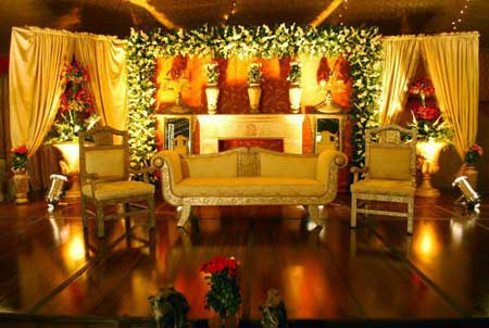 Latest Wedding Stage Decoration Ideas Pictures