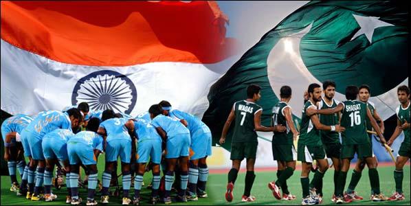 Pakistan vs India Hockey Semi Final Today Live Score 13 Dec 2014
