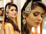 Pakistani Wedding Hairstyles for Bridals