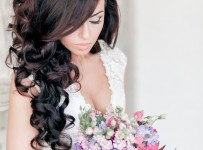 Stylish Bridal Hairstyle 2015