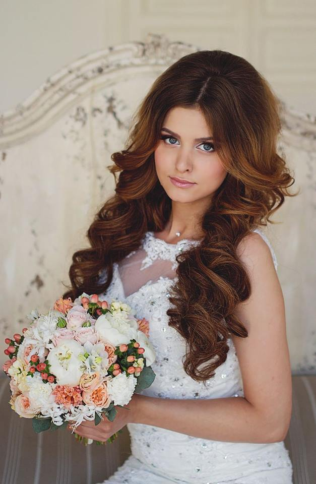 Pakistani Wedding Hairstyles Pictures For Brides