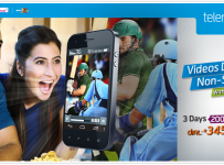 Telenor 3G Prepaid Packages Activation Code