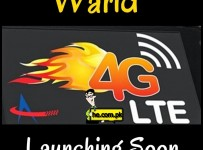 Warid 4G LTE Packages Plan Price in Pakistan