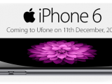 iPhone 6 Coming With Ufone Offers in Pakistan Registration Packages