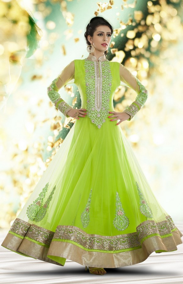 Latest net frocks designs in pakistan 2018 for New design pic