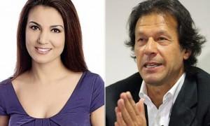 Imran Khan Second Wife Reham Khan Nikah Walima Pics Guests