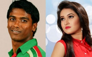 Bangladeshi Cricketer Rubel Hossain Arrested EX Girlfriend Actress Naznin Akter Happy Rape Case