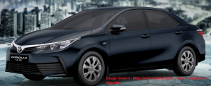 2018 Toyota Corolla 1.3 Gli Automatic Price In Pakistan
