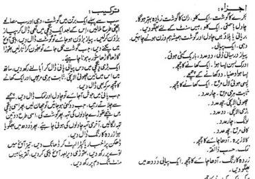 Mutton Biryani Recipe by Chef Zakir in Urdu