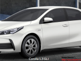 Toyota Corolla XLI and GLI 2018 Difference Between Price Specifications in Pakistan