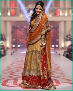 Pakistani Wedding Dresses 2019 With Prices