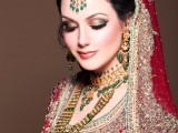 Amazing Pakistan Bridal Makeup Pictures 2015