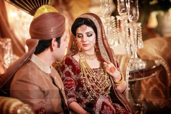 pakistani bridal makeup pictures 2018
