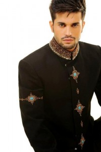 Groom Dresses 2015 in Pakistan