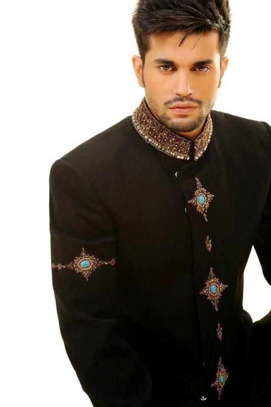 Groom Dresses 2015 in Pakistan
