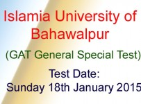 IUB NTS Test Result 18 Jan 2015