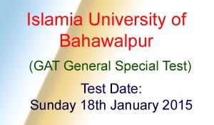 IUB NTS Test Result 18 Jan 2015