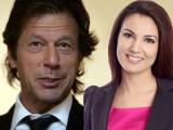 Imran Khan Wife Name Reham Khan Pictures 2015