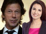 Imran and Reham Khan Marriage Photos