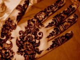 Latest Arabic Mehndi Designs for Hands and Feet 2015