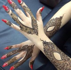 Latest Arabic Mehndi styles for Hands 2015Latest Arabic Mehndi styles for Hands 2015