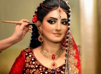 Pakistan Bridal Makeup Pictures 2015 and Ideas