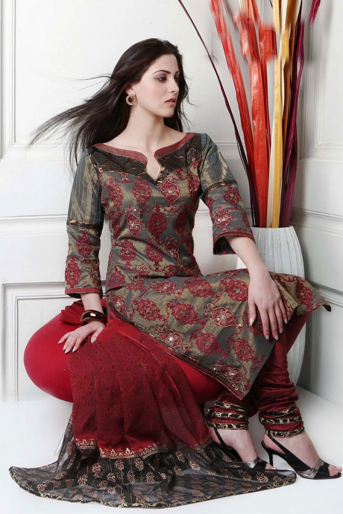 Deep Neck Designs For Salwar Kameez Maroon Embroidered Georgette Pakistani Salwar Kameez Vasu Sarees Blouses Discover The Latest Best Selling Shop Women S Shirts High Quality