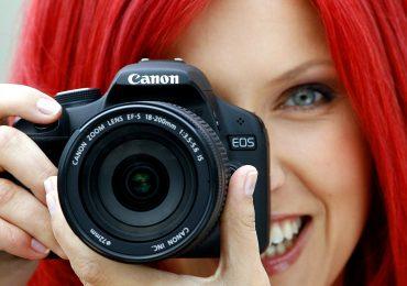 Canon DSLR Camera Price in Pakistan 2019