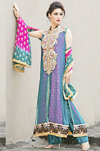 Pakistani Party Wear 2019 Dresses Pictures