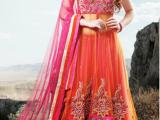 latest pakistani wedding dresses