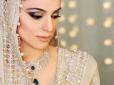 pakistani bridal makeup before and after