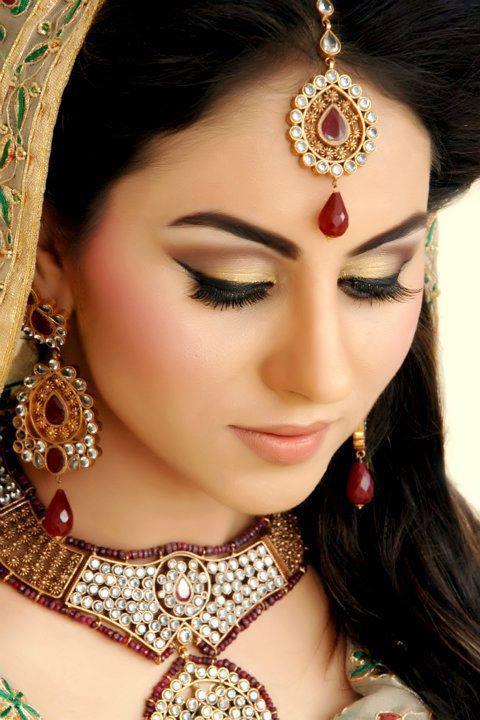 pakistani bridal makeup tips in urdu